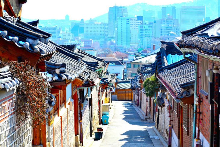 Visiting Bukchon Village One Of The Most Beautiful