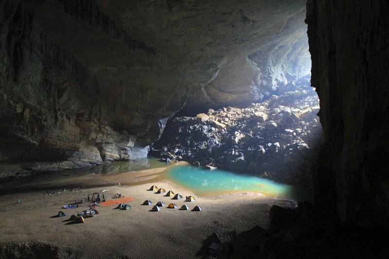 En Cave, Quang Binh