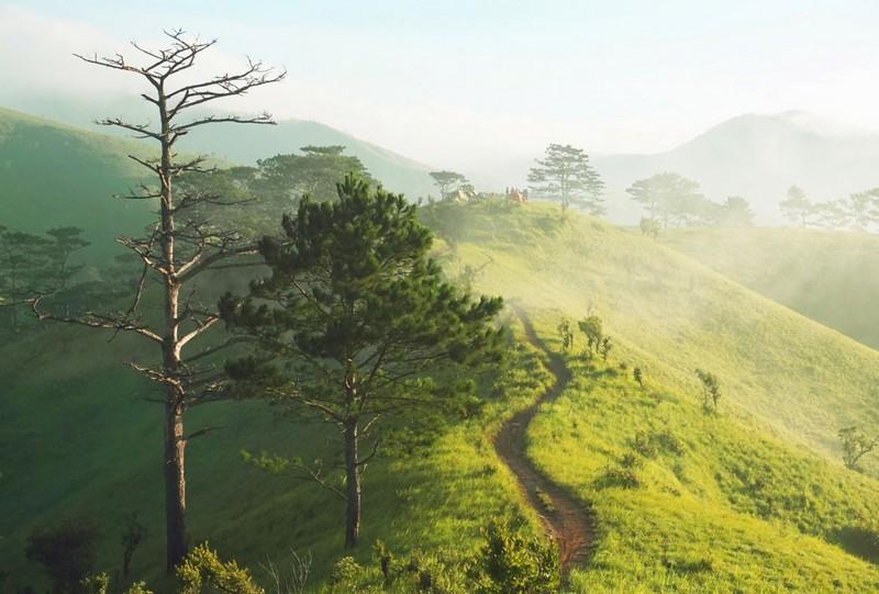 Ta Nang, Phan Dung trekking in vietnam trekking in vietnam vietnam trekking