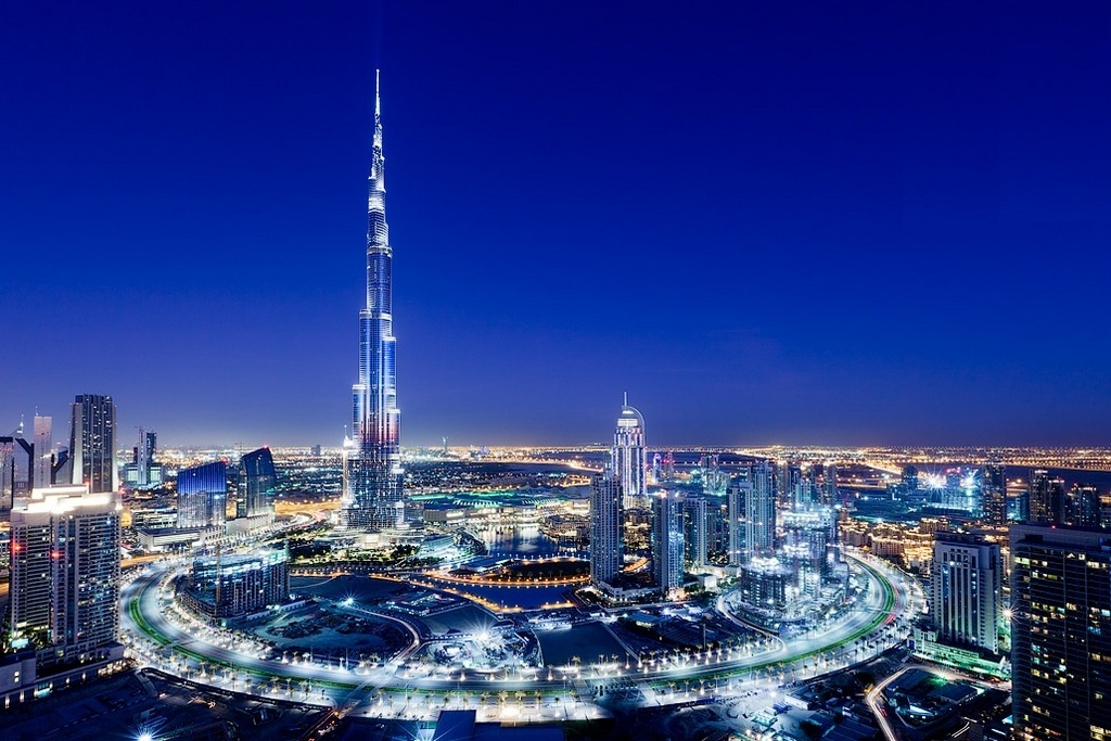 Burj Khalifa- beautiful city-dubai-best thing to do in dubai1 Picture: Should i travel to Dubai blog.
