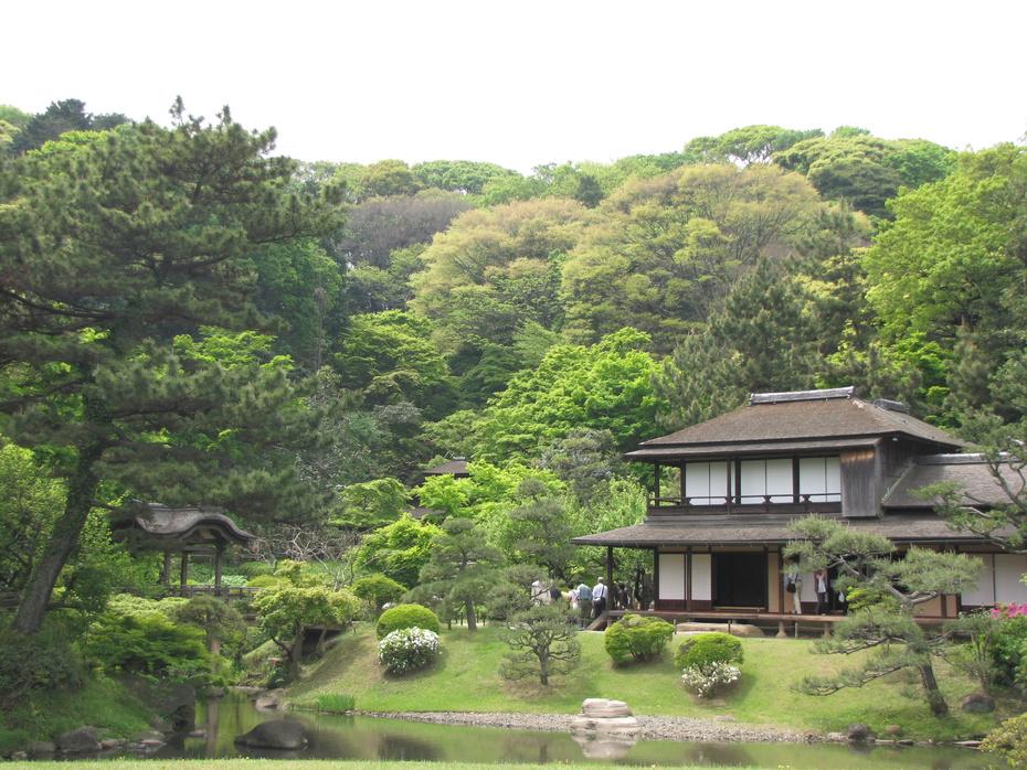 sankeien garden photo by the tokyo times