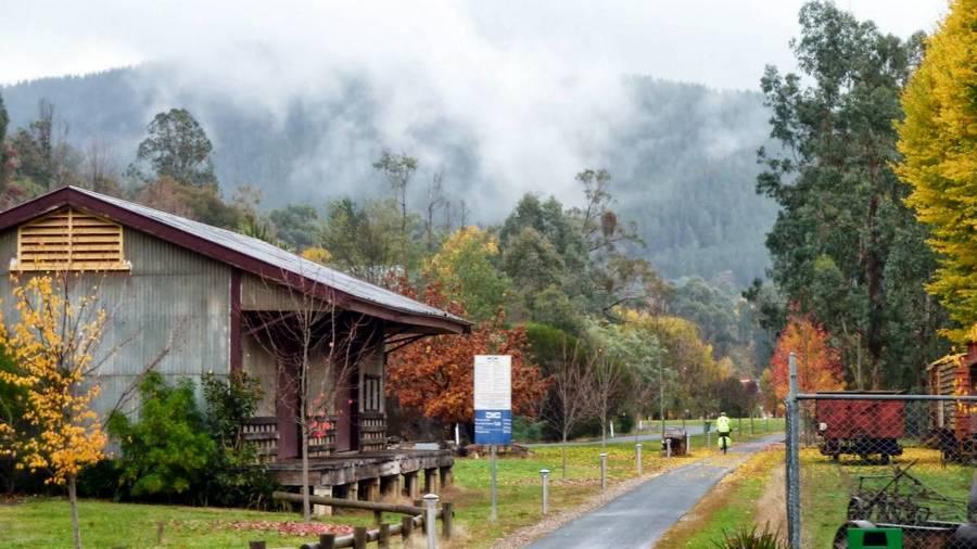 Bright town australia fall foliage places (1)