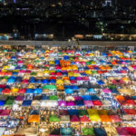 Explore Rod Fai Night Market — One of the most attractive night markets in Bangkok