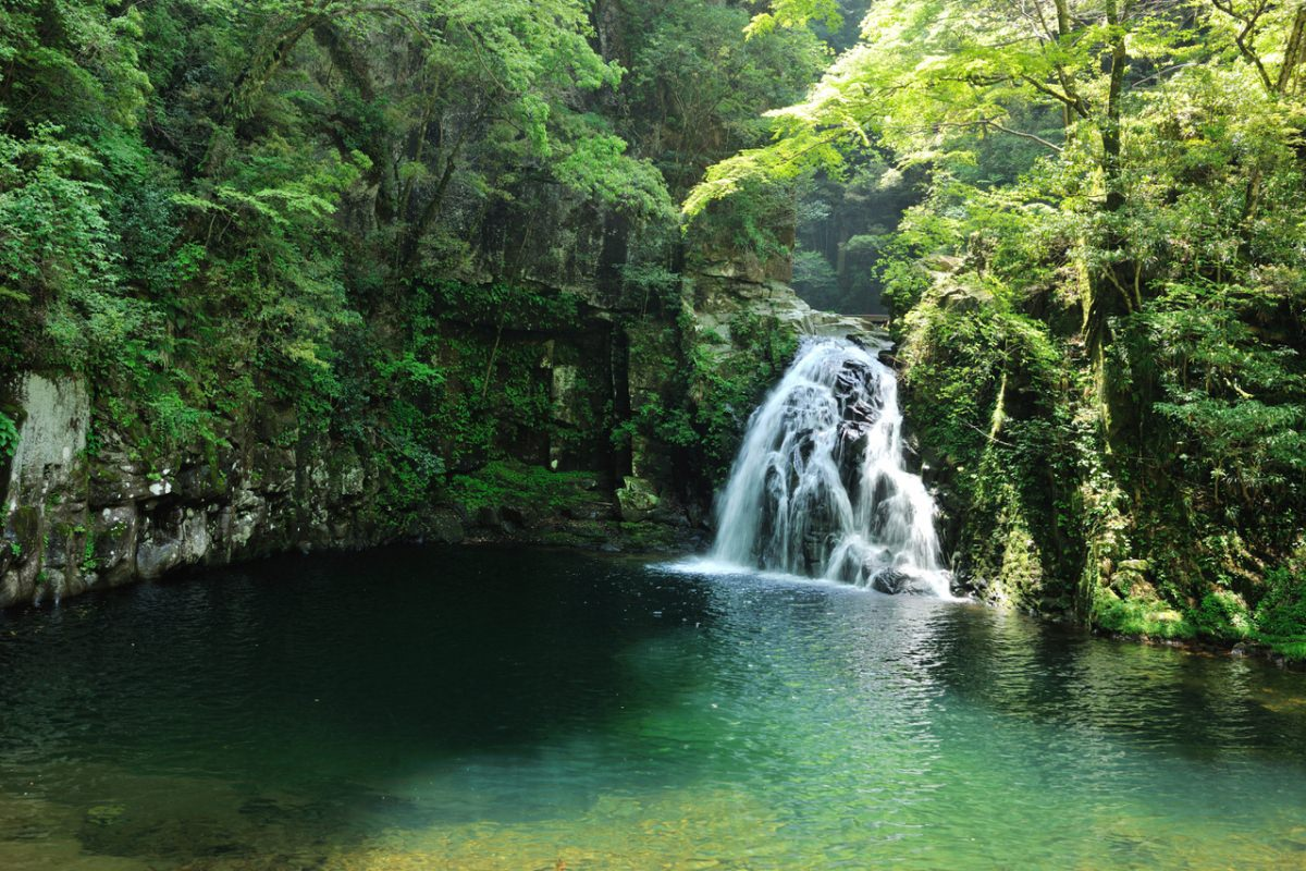 Akame Waterfall 48 (Nabari, Mie)3