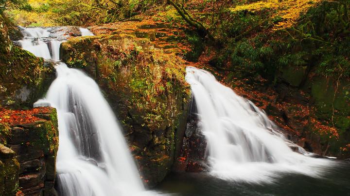Akame Waterfall 48