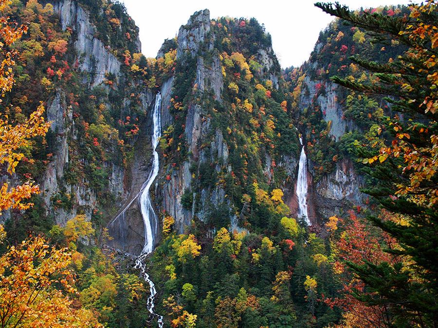 Ryusei falls