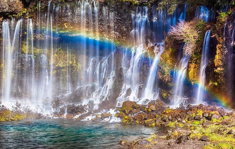 Shiraito Falls (Fuijinomiya, Shizuoka)1