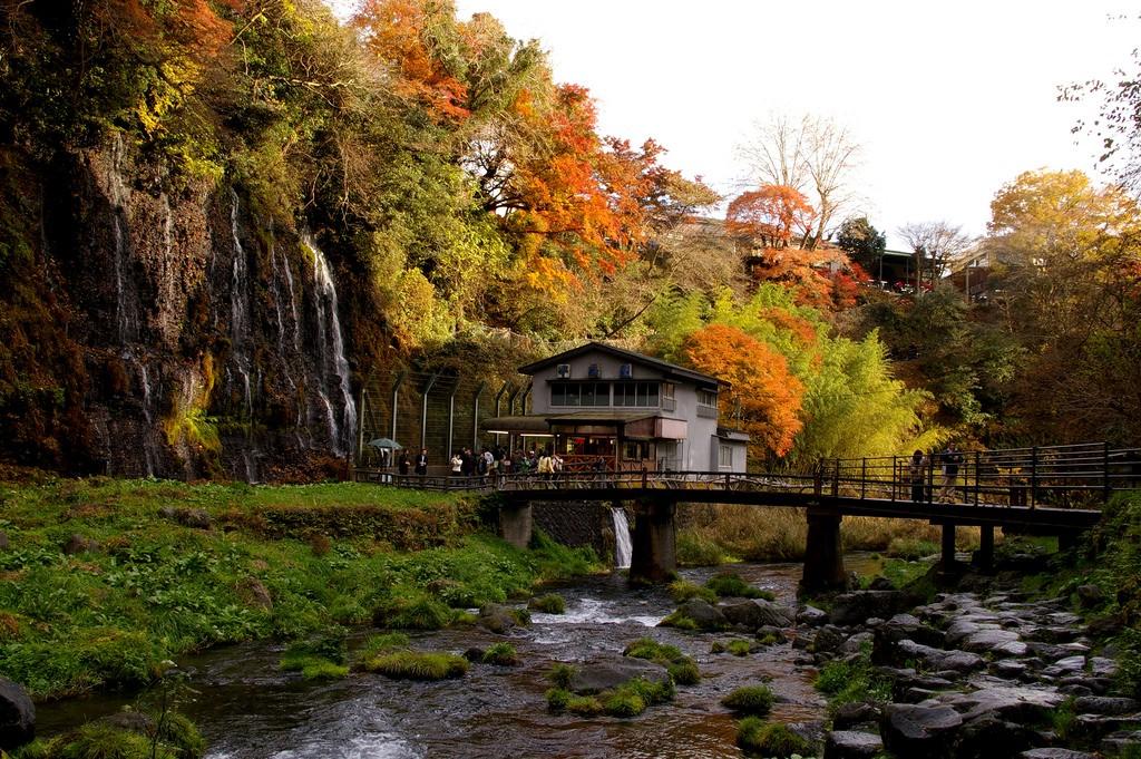 Shiraito Falls (Fuijinomiya, Shizuoka)4