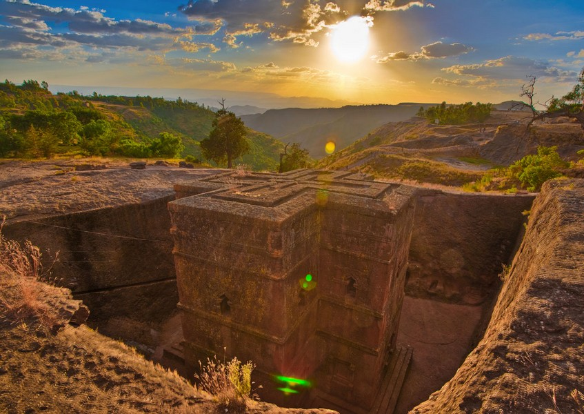 8 days in Ethiopia Photo: Ethiopia itinerary 1 week blog.