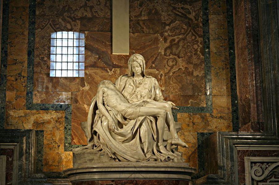Pietà pieta sculpture pietà michelangelo pietà van michelangelo