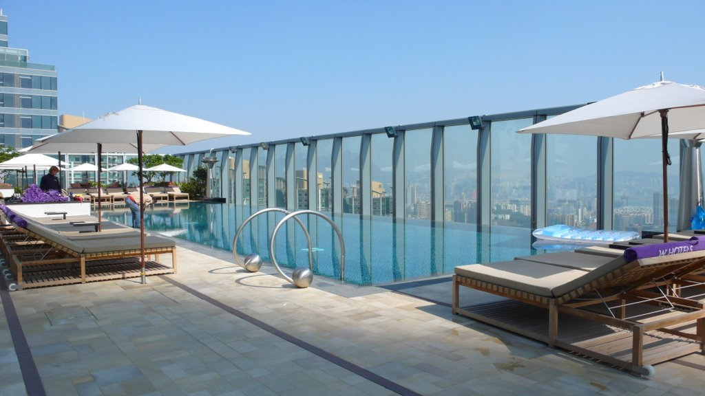 W Hong Kong-most-luxury-hotels-in-hong-kong3 Foto: top luxury hotels in Hong Kong blog.