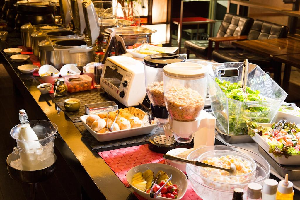 Q restaurant, Sapporo