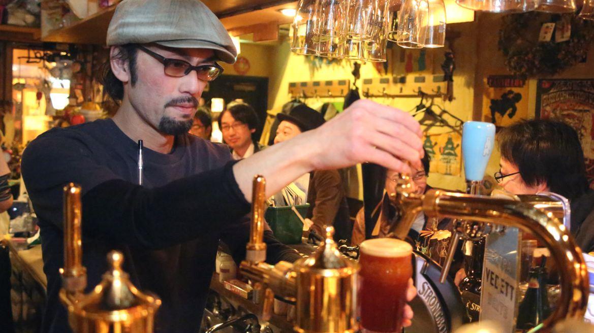 Sapporo-BeerBarNorthIsland-Beer3 sapporo itinerary 36 hours in sapporo sapporo itinerary blog