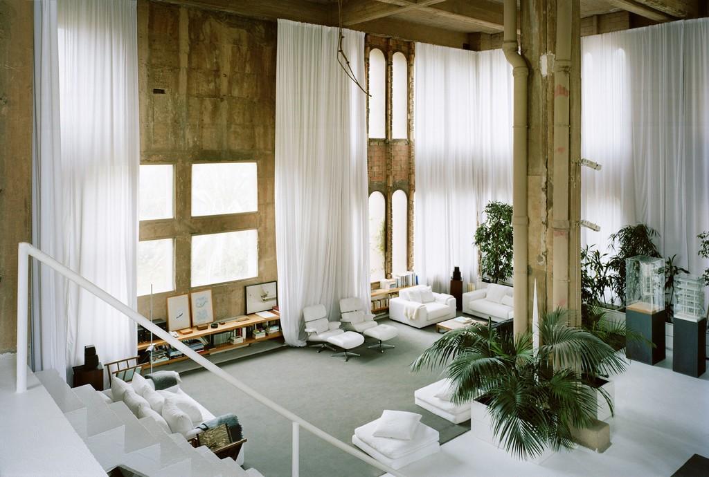 Image: La Fabrica Ricardo Bofill Residence blog.