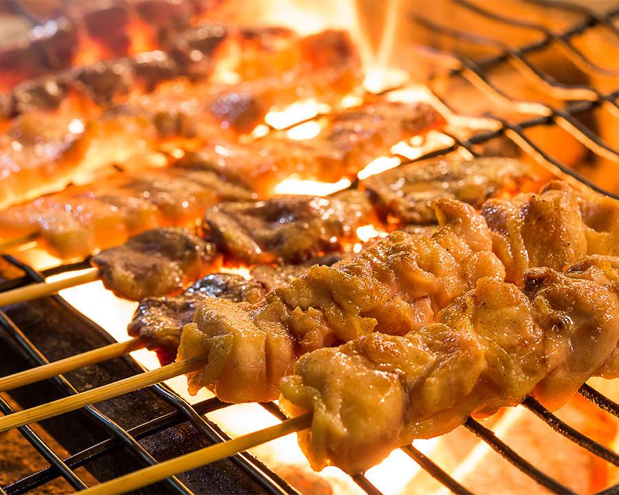 grilled chicken in sapporo