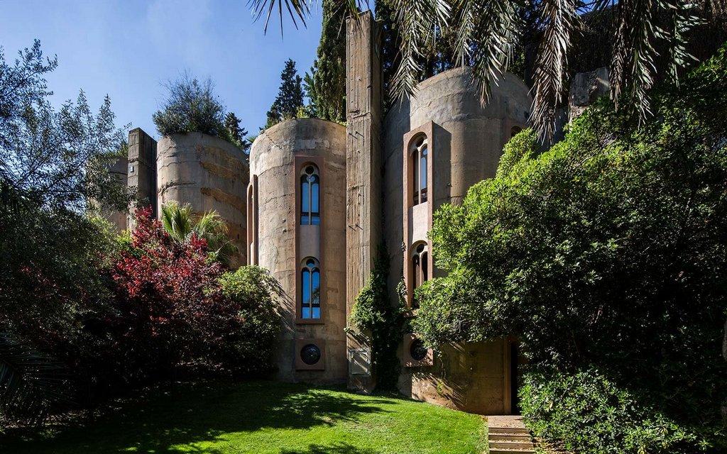 La Fabrica Ricardo Bofill residence la fabrica barcelona (12 ...