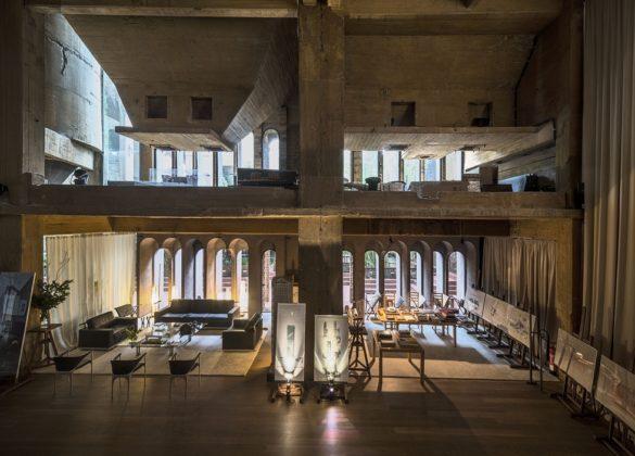 La Fabrica Ricardo Bofill residence la fabrica barcelona (1)
