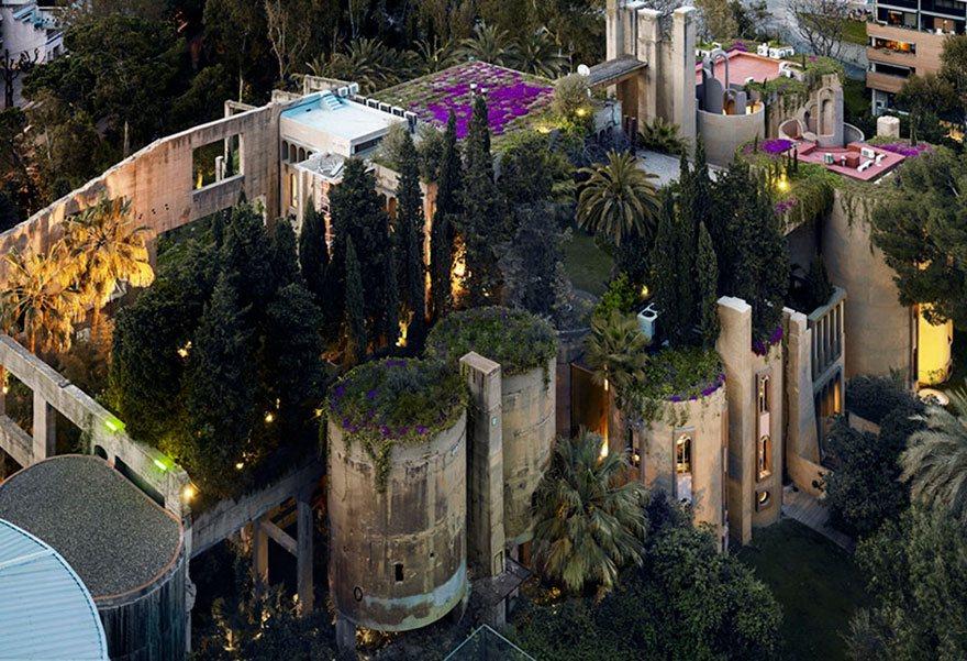 La Fabrica Ricardo Bofill residence la fabrica barcelona (8 ...