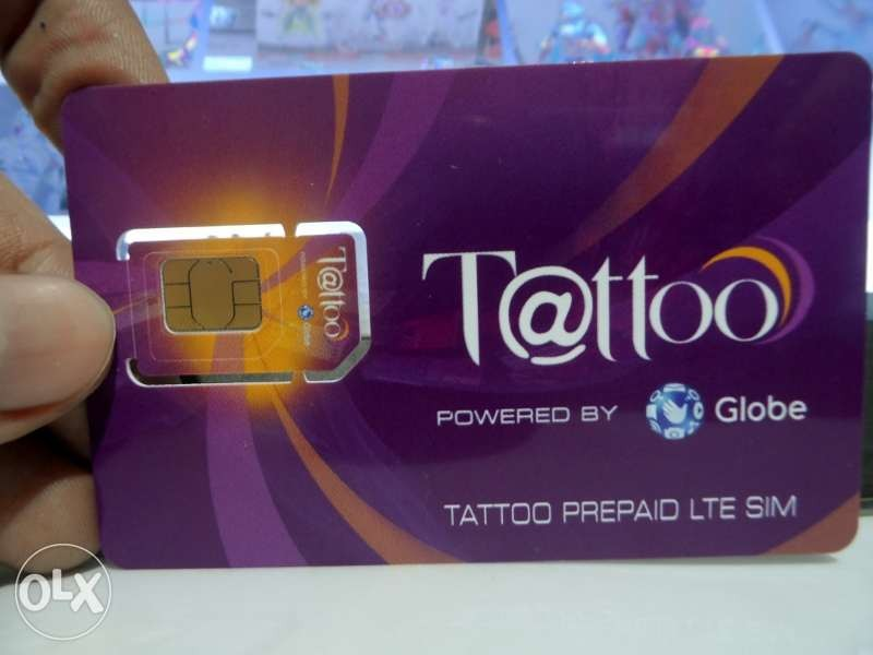tatoo sim card tourist sim card philippines philippines tourist sim card