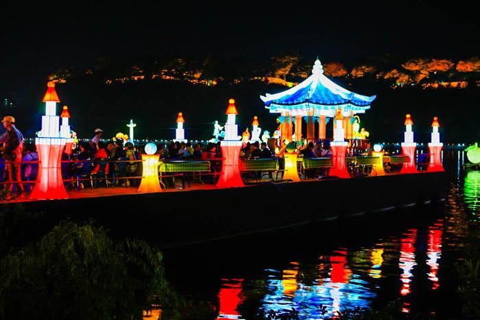 Jinju Lantern Festival2