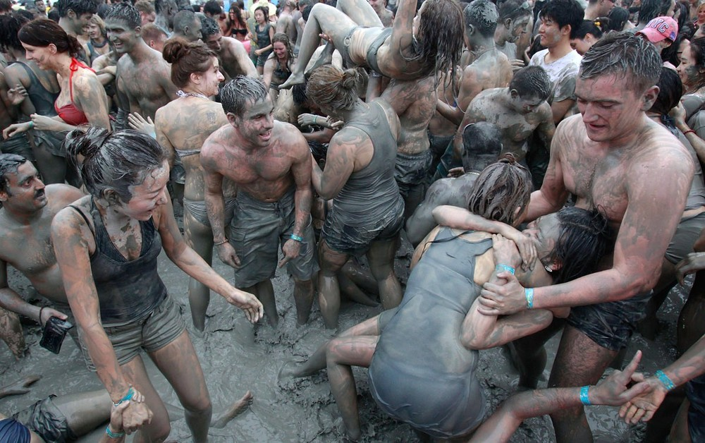 3. Boryeong Mud Festival2 fun things to do in korea top things to do in south korea fun things to do in south korea