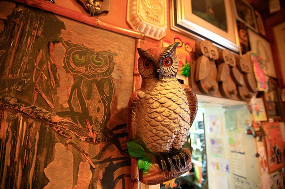 Owl Museum in Seoul