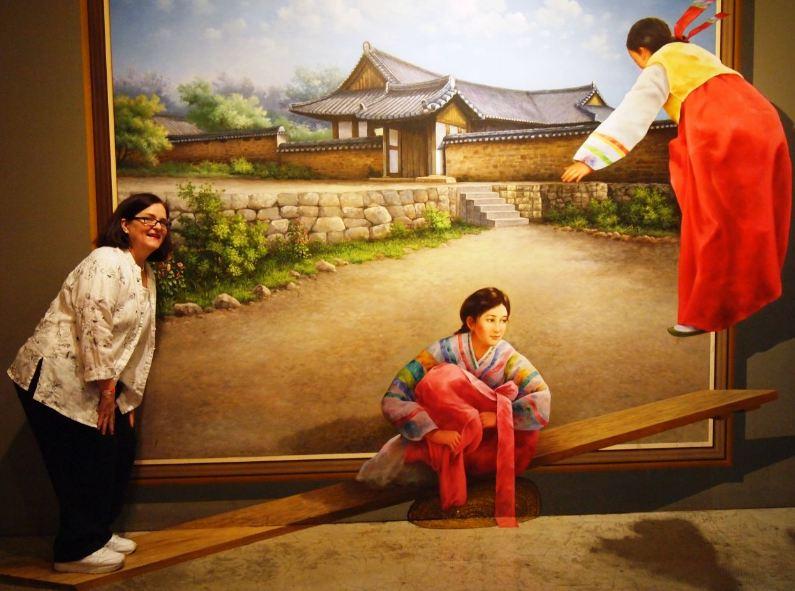 Seoul Trick Eye Museum3