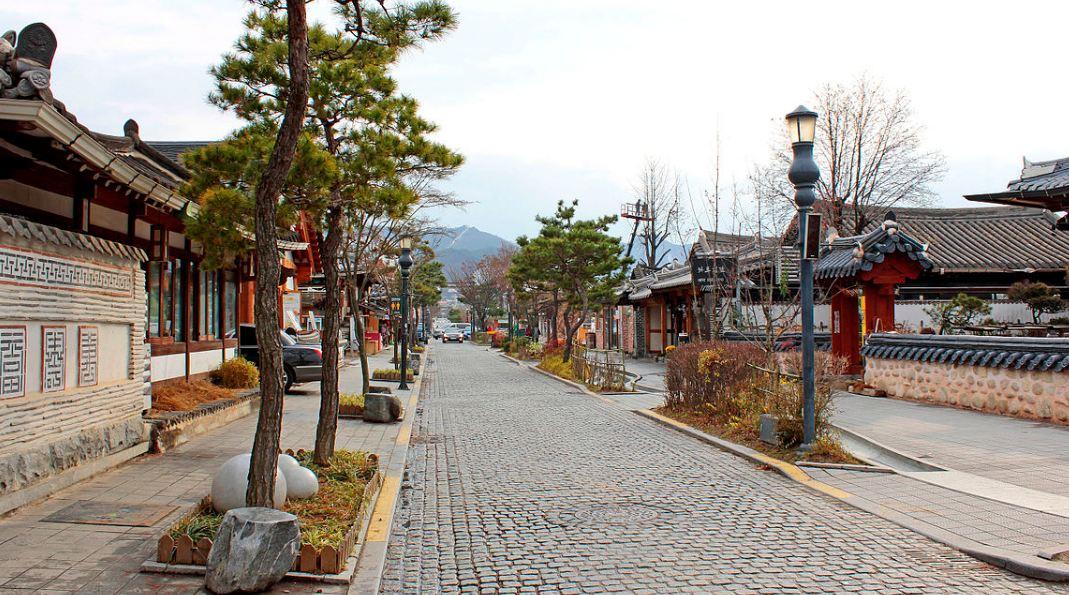 Hanok Village (Jeonju)1