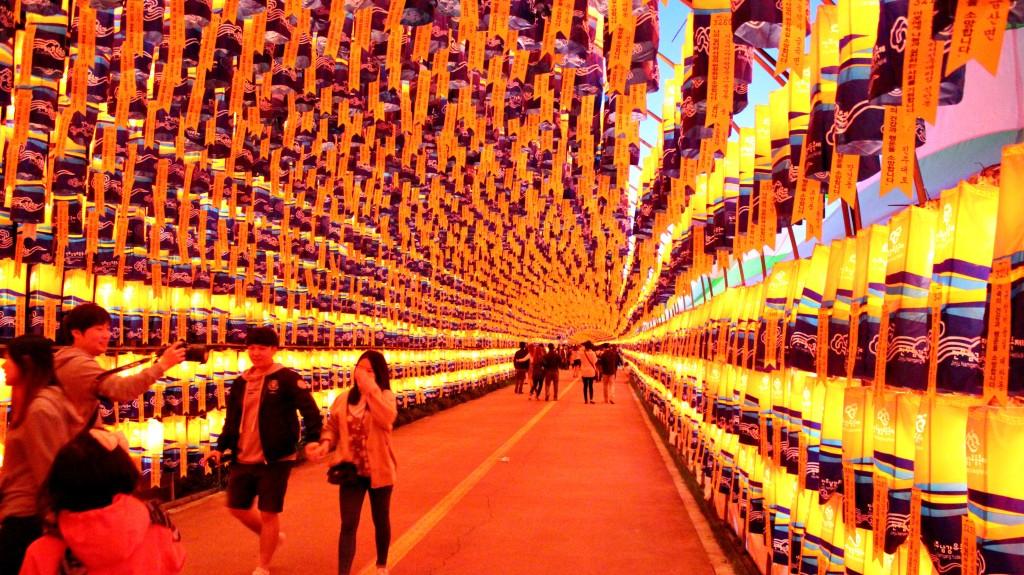 Jinju Lantern Festival1