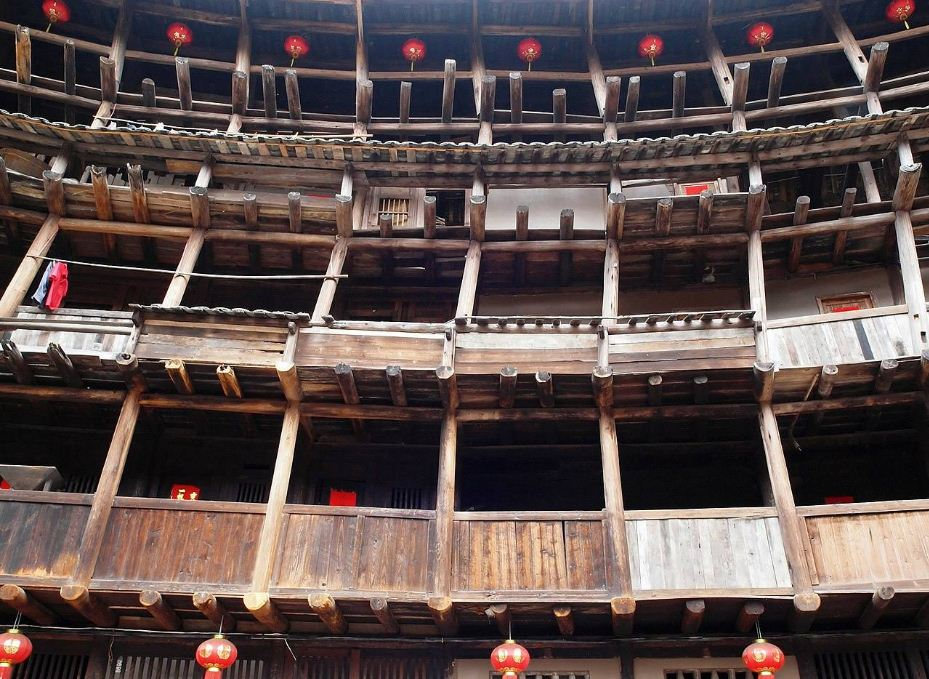 Image by: Fujian tulou architecture blog.