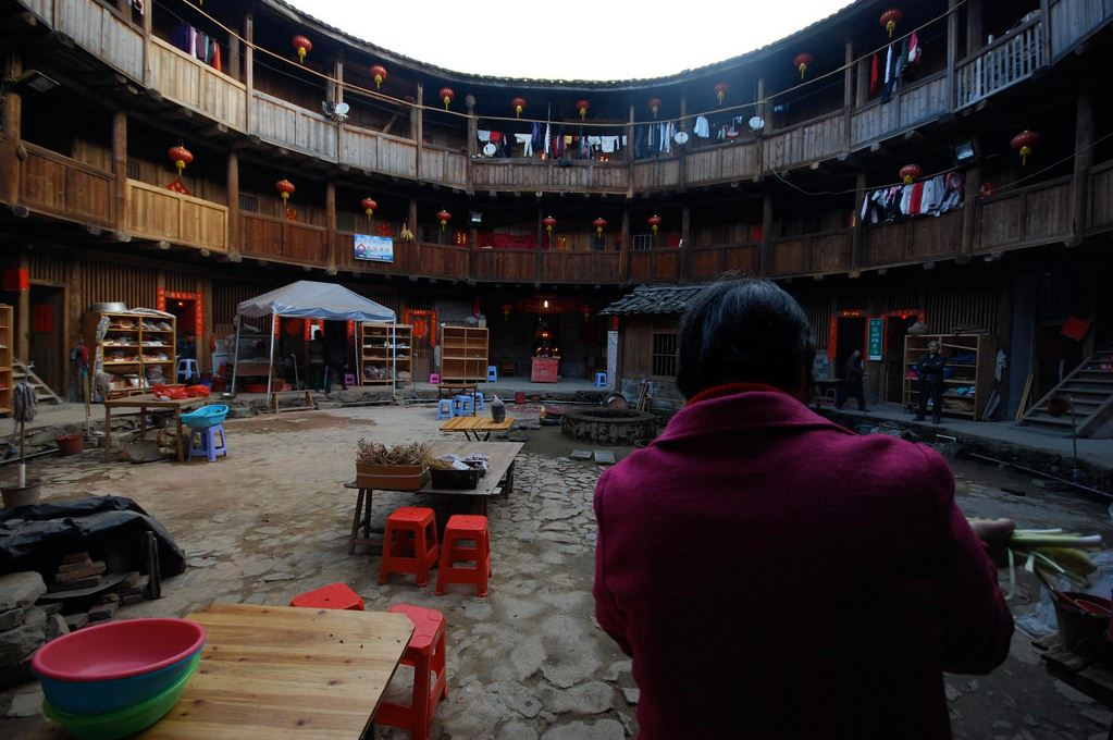 Photo by: Hakka tulou blog.