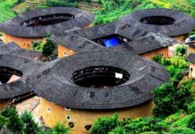 Credit: Fujian tulou blog.