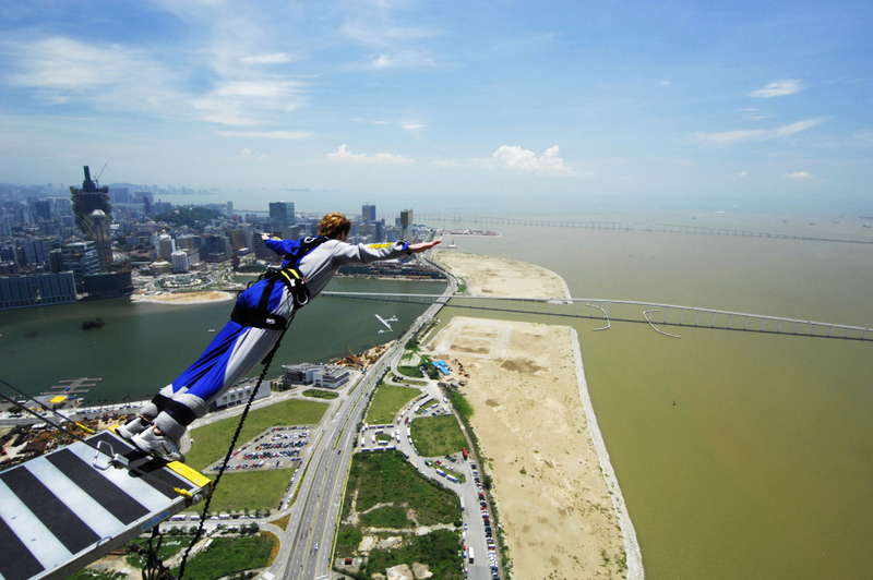 Bungee-jump best things to do in macau must do in macau fun things to do in macau