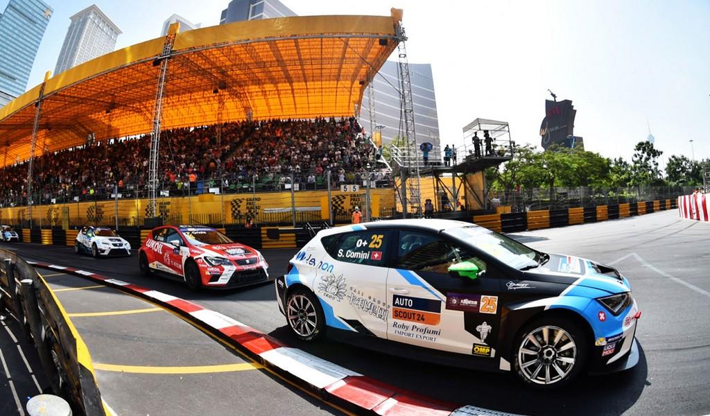 Macau Grand Prix race car2
