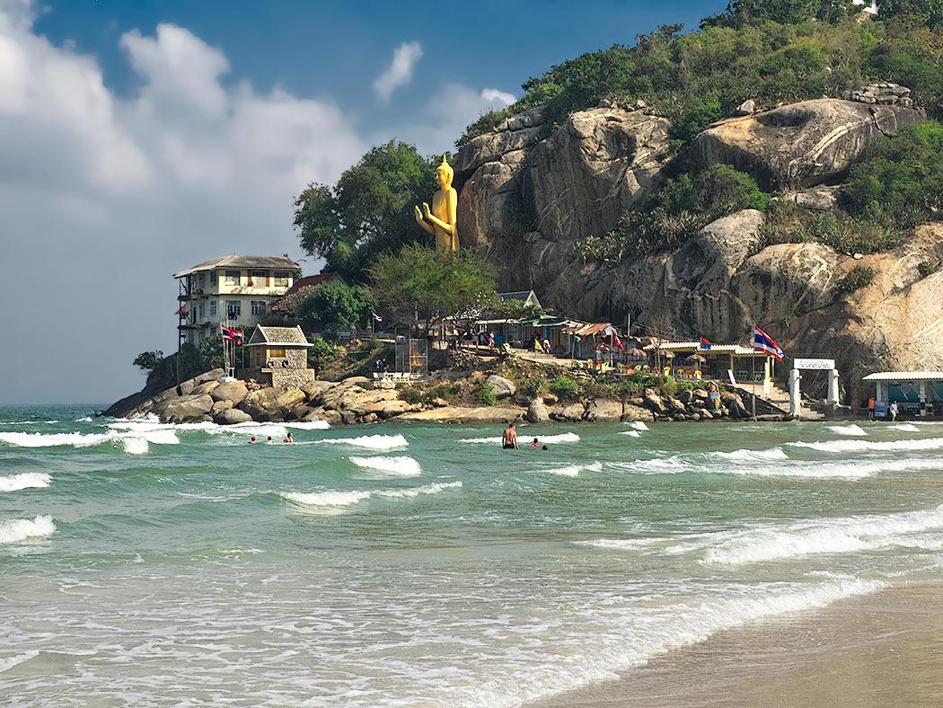 Thailand-Hua-Hin-Khao-Takiab-Beach
