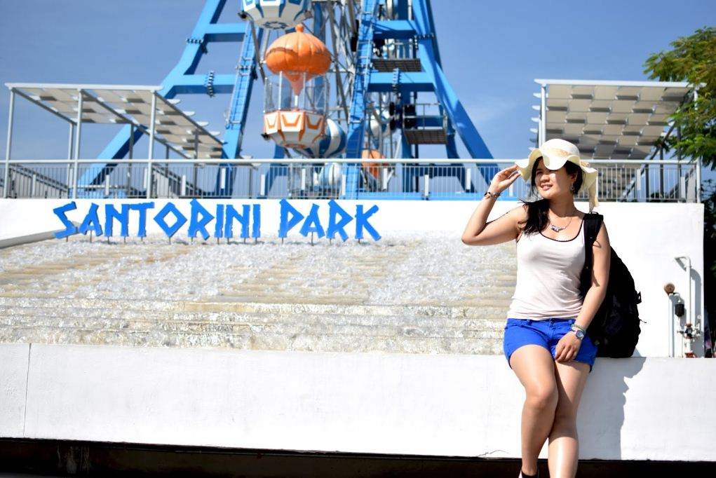 Santorini Park hua hin