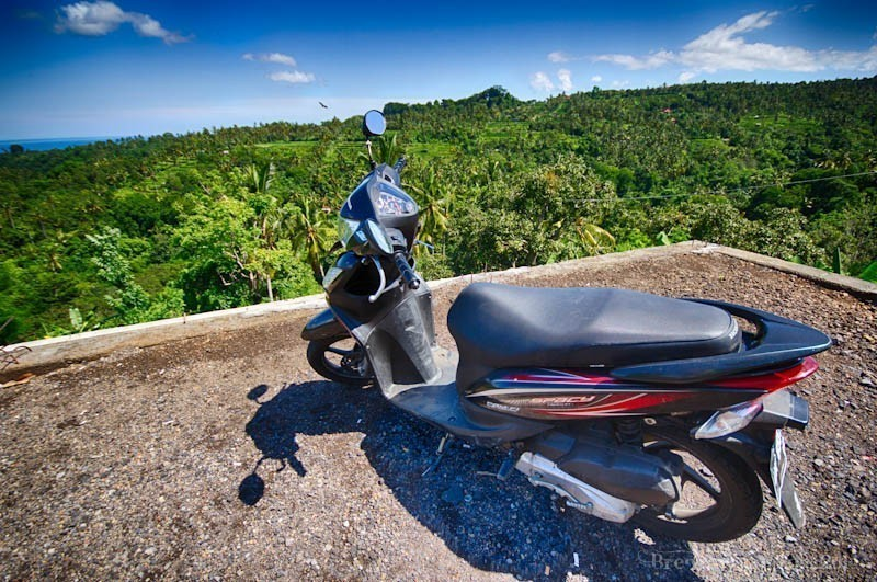 scooter-transportation-in-bali-indonesia2 bali transport service getting around bali hiring a driver in bali