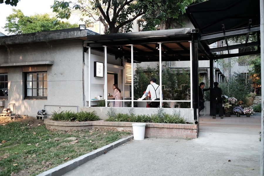 DPT Coffee Shop taipei travel guide