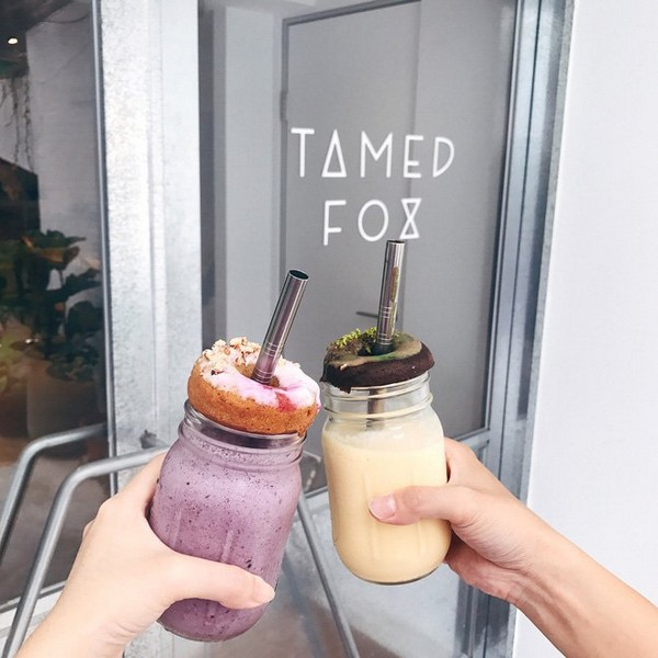 Tamed Fox X Hooked To Go taipei travel food and drink