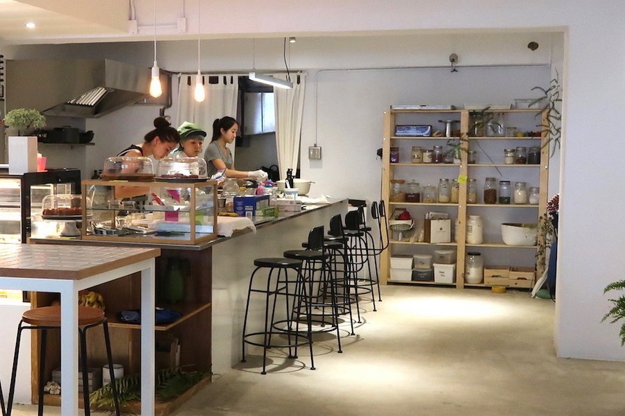 Foto: cafes in Taipei 2016 blog.