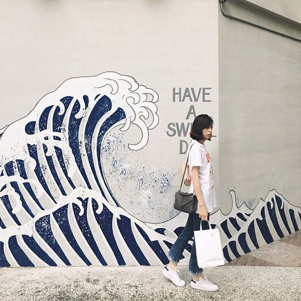 Swell Co. Coffee taipei instagram Credit: best themed cafes in Taipei blog.