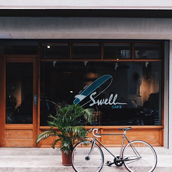 Swell Co. Coffee taipei instagram
