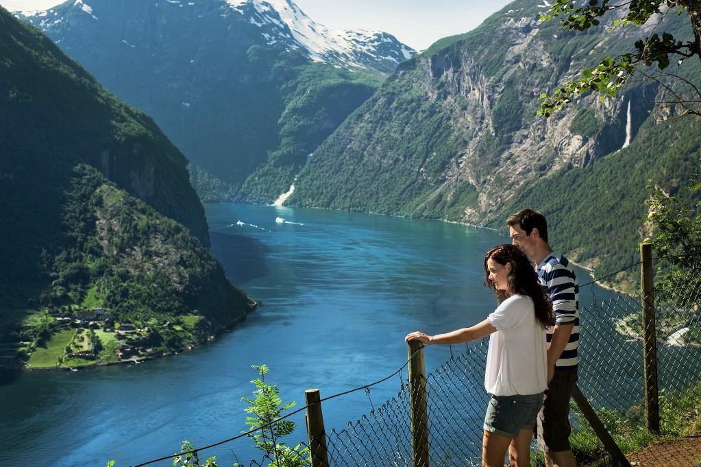 Bergen Fjord