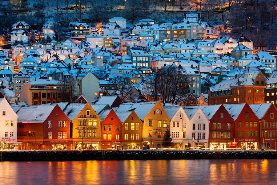 Bergen, Norway5 norway travel blog norway trip blog
