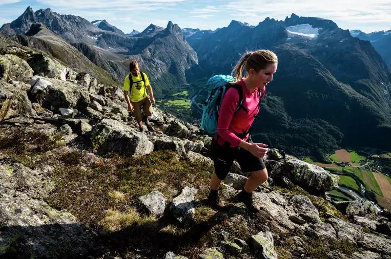 Bergen Trekking