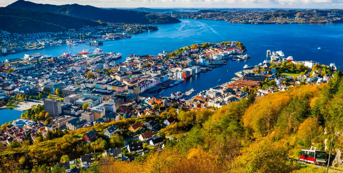 Floyen-in-Bergen-Norway2