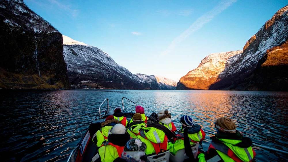 Naeroyfjord3 My trip to Norway