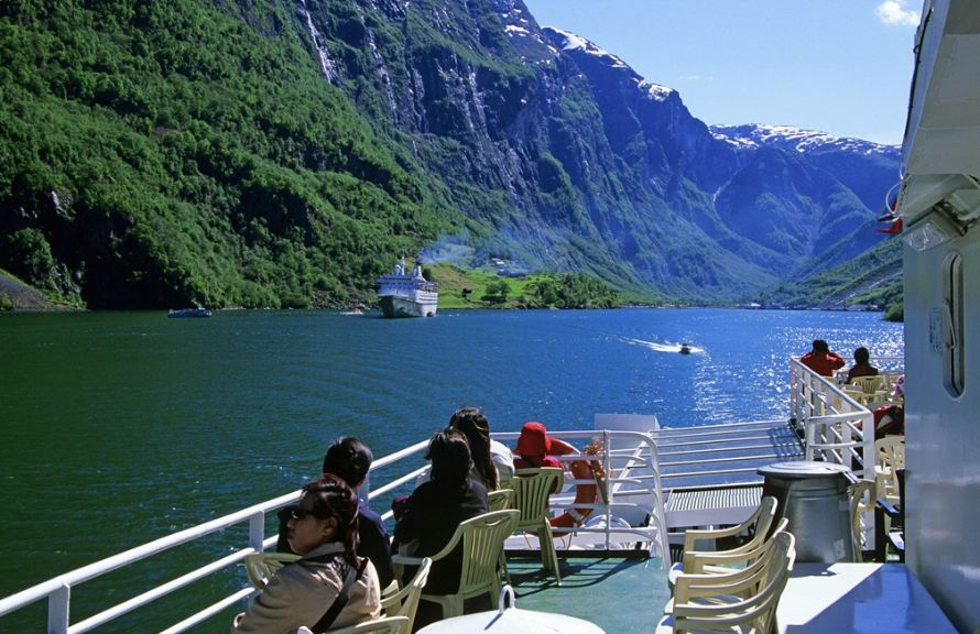 Naeroyfjord5 My trip to Norway
