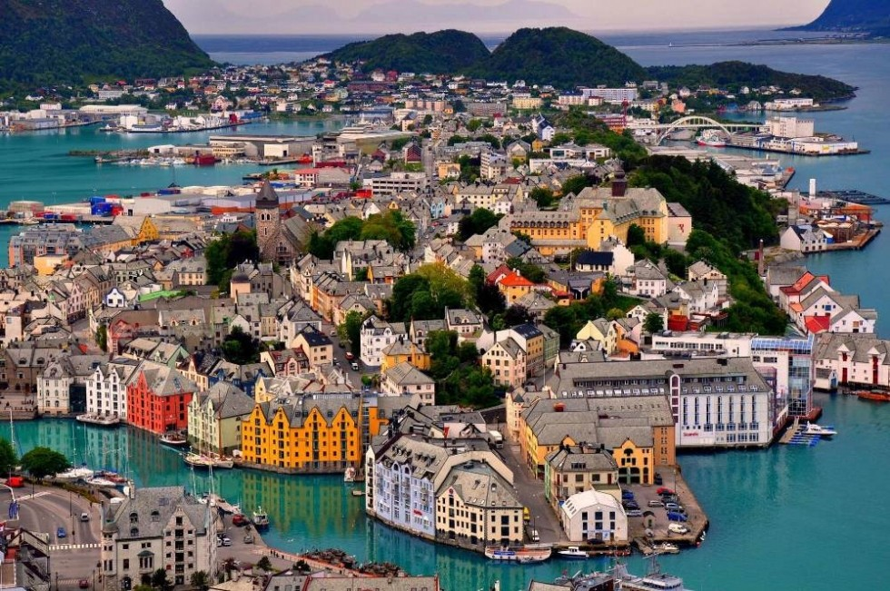 Norway city norway travel blog norway trip blog