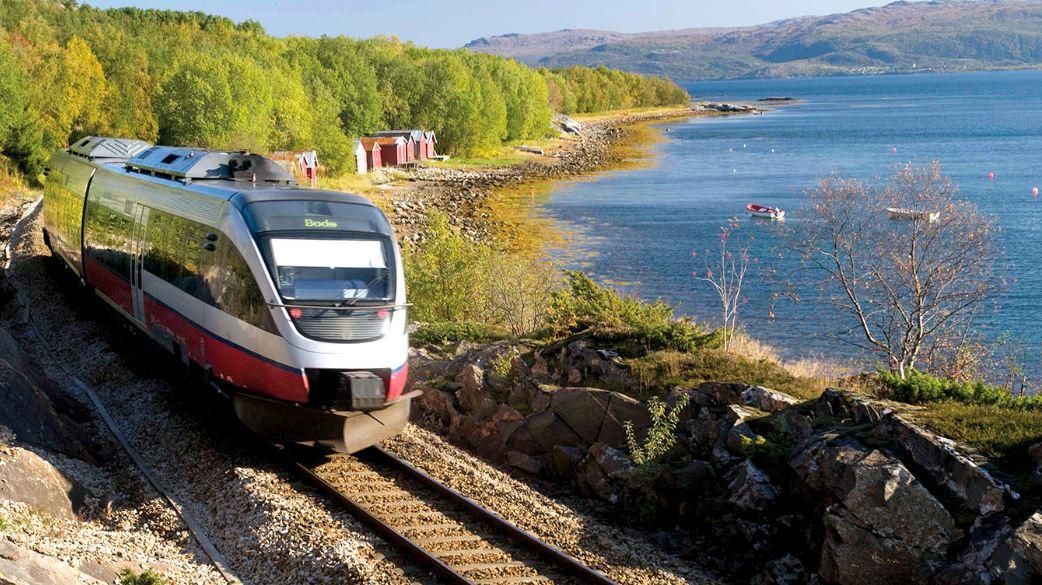 Norwegian railways1